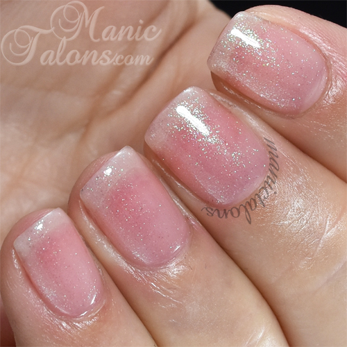 BMC Gel Polish Happily Ever After Swatch