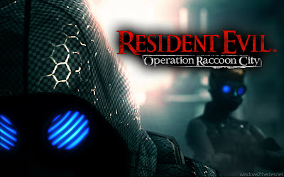 Resident Evil Operation Raccoon City PS3-Xbox-PC Wallpaper