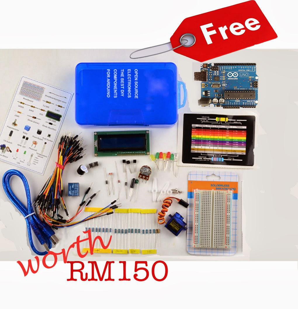 Arduino for beginners malaysia who should join our