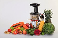 Versapers Slowjuicer