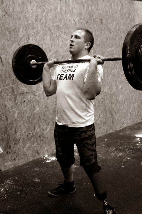 Garage games runda iv crossfit be the best you can be
