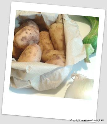 patate, zuchine e cipolle al forno