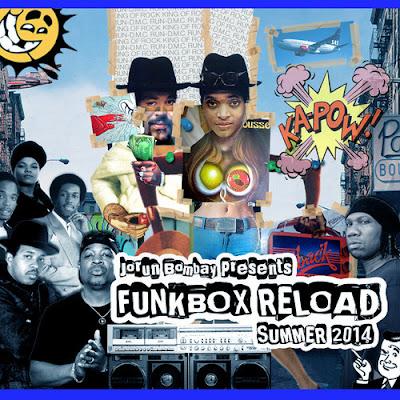 Jorun Bombay -  Funkbox Reload Radio Podcast - Summer Edition