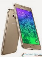 HP SAMSUNG Galaxy Alpha [G850] - Gold