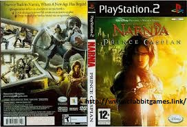 Link Chronicles of Narnia, The Prince Caspian ps2 iso clubbit