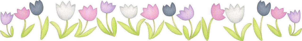 Bordes de flores para imprimir imagenes y dibujos para - Cenefas decorativas para imprimir ...
