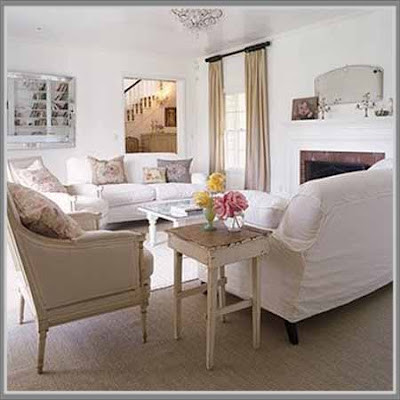 Shabby Chic Living Room Designs, shabby chic design, Design of Living Room