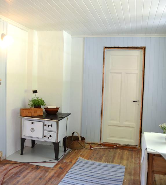 Huset i Lunden: Del 2: Kjøkkenet