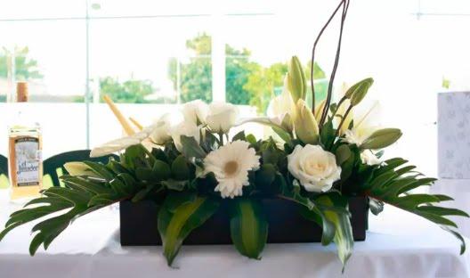 Inspiración en arreglos florales para boda - Fotos De Arreglos Florales Para Matrimonio