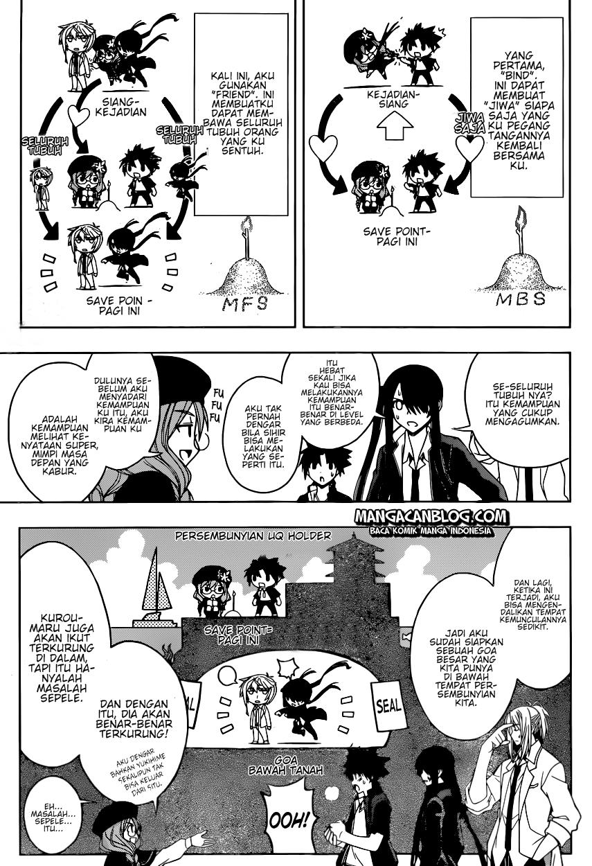 Komik uq holder 036 - rencana rahasia kirie 37 Indonesia uq holder 036 - rencana rahasia kirie Terbaru 11 Baca Manga Komik Indonesia