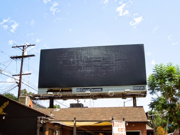 Agents of SHIELD season 2 teaser billboard