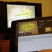 slideshark with iPad