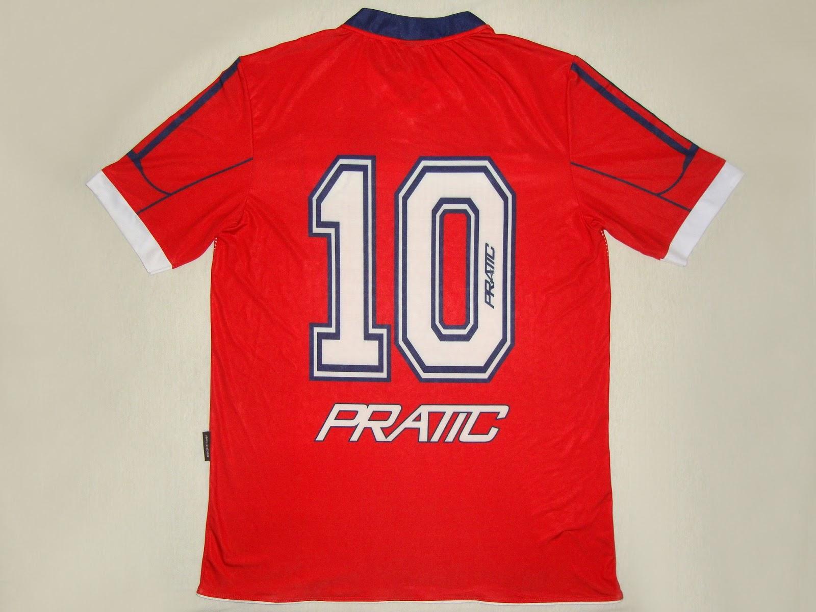 Esta camisa do Vilavelhense Futebol Clube foi fabricada pelo fornecedor de  material esportivo Pratic Sport. Acesse o site e conheça mais sobre a  empresa e ... 56472ea1a8b65