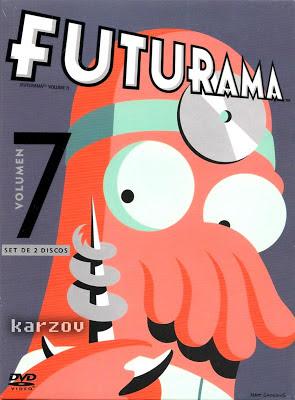 Futurama - Temporada 7 - Español Latino - Ver Online - Descargar