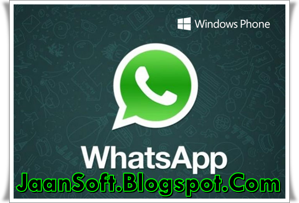 WhatsApp Messenger 2.11.596.0 (Windows Phone) Download Free
