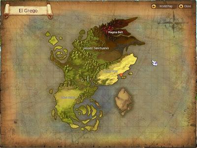 Dragonica - El Grego Continent