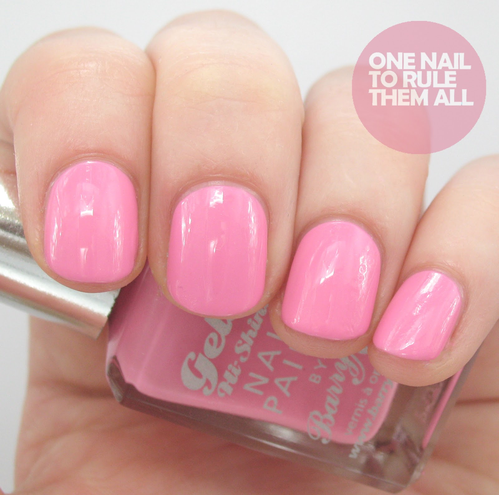 One Nail To Rule Them All Barry M Nail Art Pens Review: One Nail To Rule Them All: New Barry M Gelly Nail Paint
