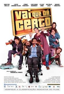 Download Filme Vai Que Dá Certo DVDRip (Nacional)