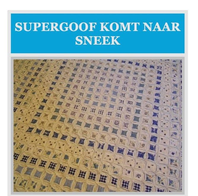 Ramen Lappen en kleine Supergoof Trunkshow in Sneek op 7 november