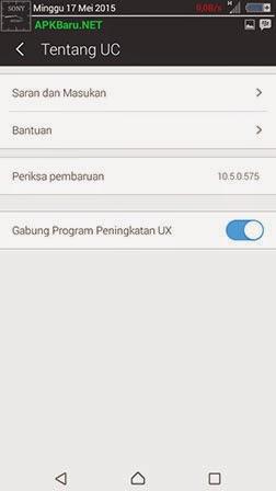 uc browser v10.5.0 apk