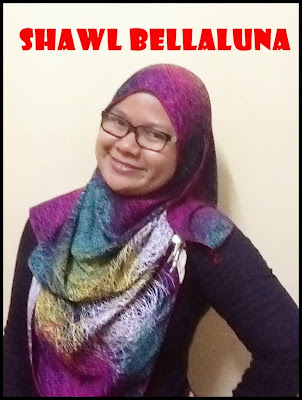 NEW CUSTOMADE COLLECTION: SHAWL PRINTED BELLALUNA..