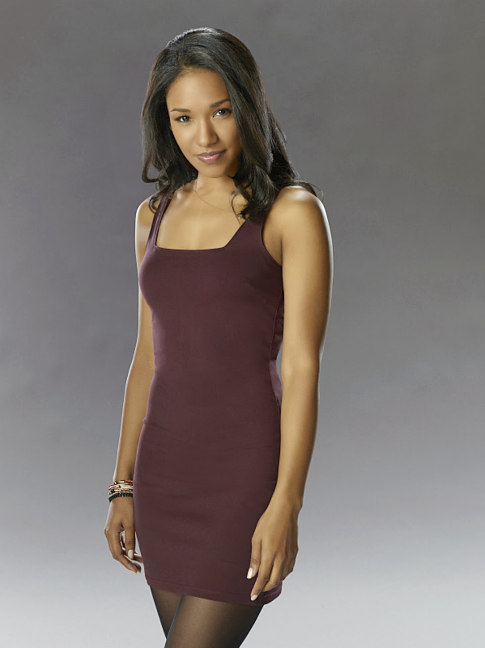 sexy Candice Patton hot Iris West nude Flash dress
