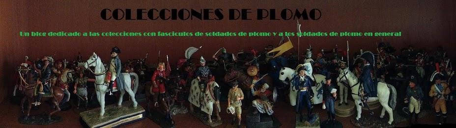 COLECCIONES DE PLOMO