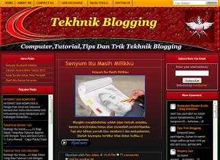 Tekhnik Blogging