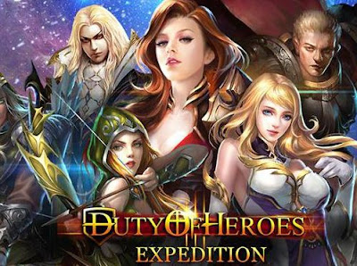 Download Duty of Heroes: Expedition Apk + Data