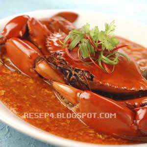 Kepiting Saus Tiram yang menggairahkan