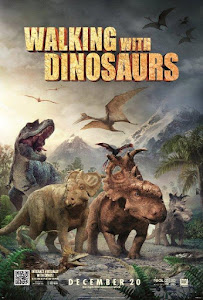 Walking with Dinosaurs 3D Poster