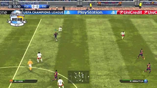 Game PES 2015 PC Full Version