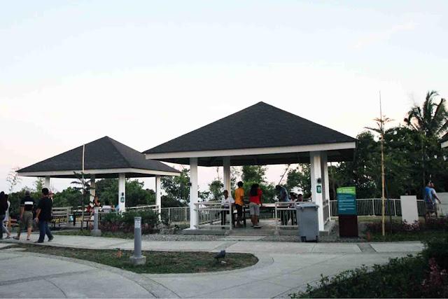 Gazebo at Sky Fun Amusement Park at Sky Ranch Tagaytay