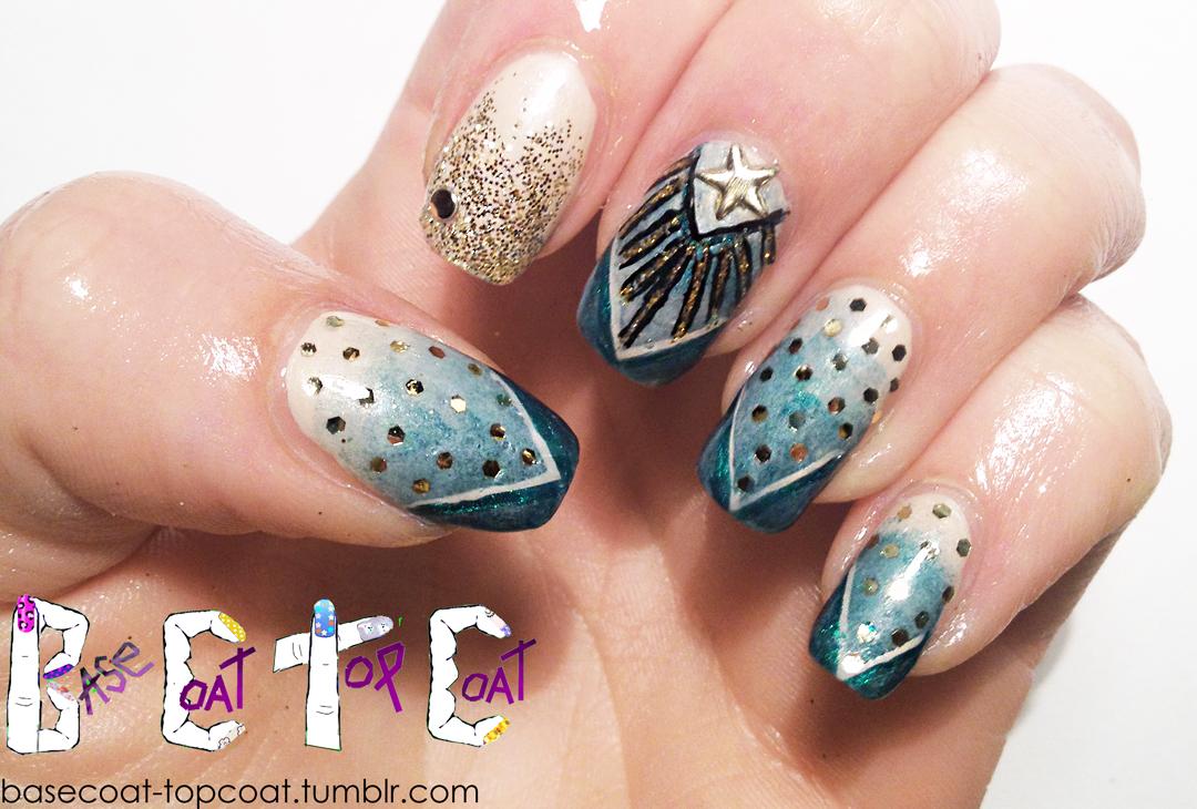 Nailed It | The Nail Art Blog: December 2012