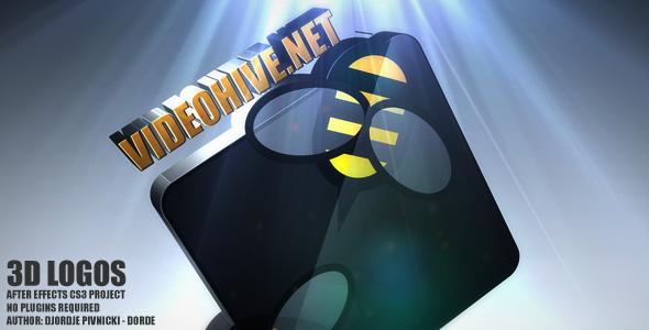 VideoHive 3D Logos 148218
