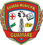 Distintivo GM Guamaré