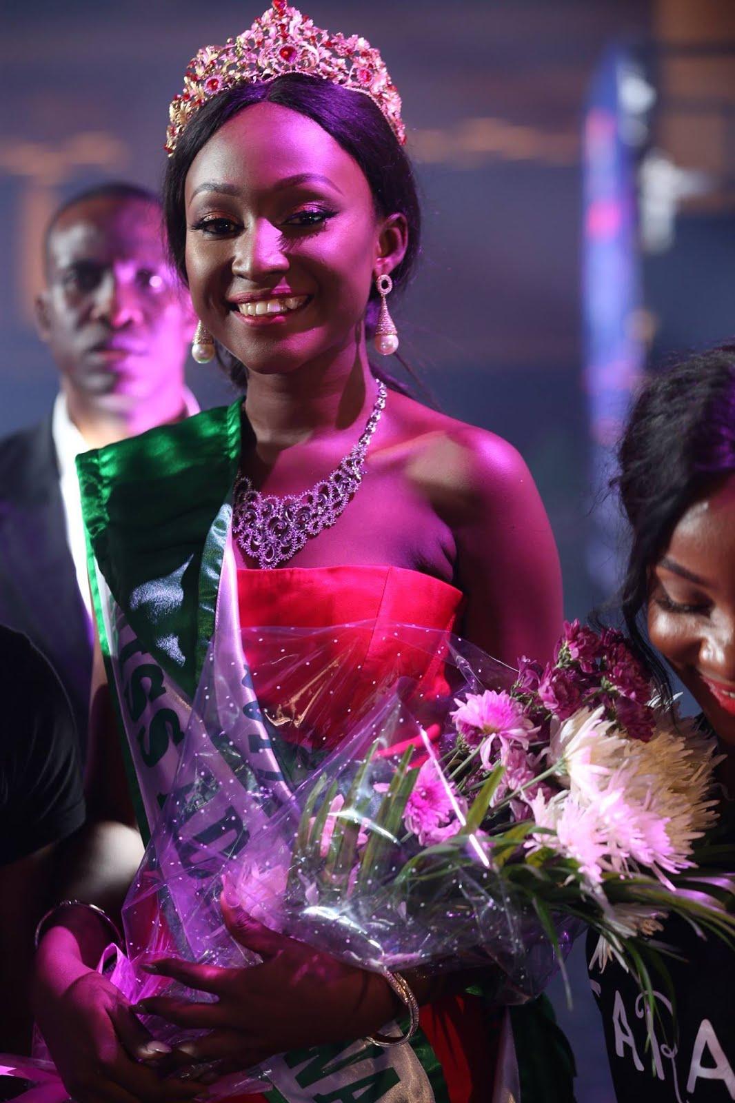 Miss  Adamawa Wins Miss Nigeria
