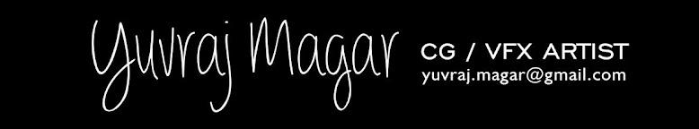 Yuvraj Magar VFX ARTIST