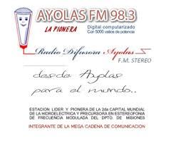 El Rompecabezas en Radio FM Ayolas