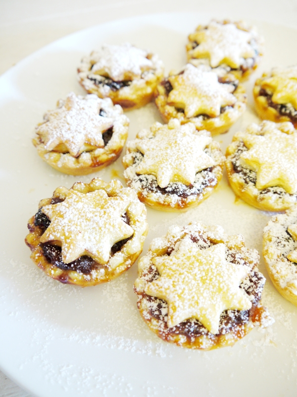 Super easy british sweet mince pies recipe party ideas for English mincemeat recipe