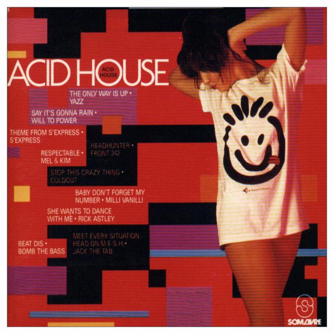 Europopdance acid house 1989 320kbps for Acid house 1989