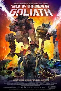 Watch War of the Worlds: Goliath (2012) movie free online