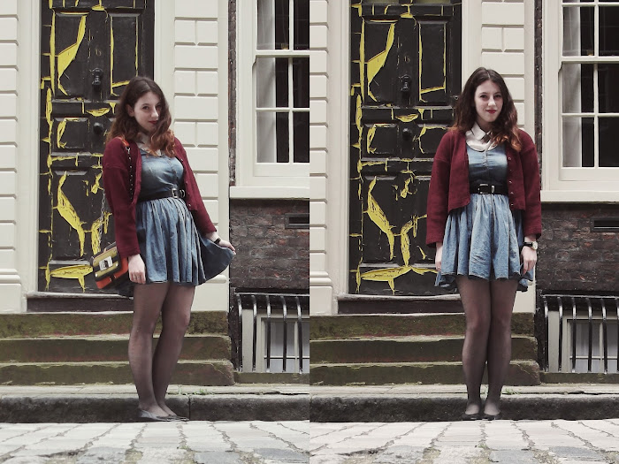 it's cohen - UK fashion blog: elder street, spitalfields, east london what i wore today, wiwt, ootd