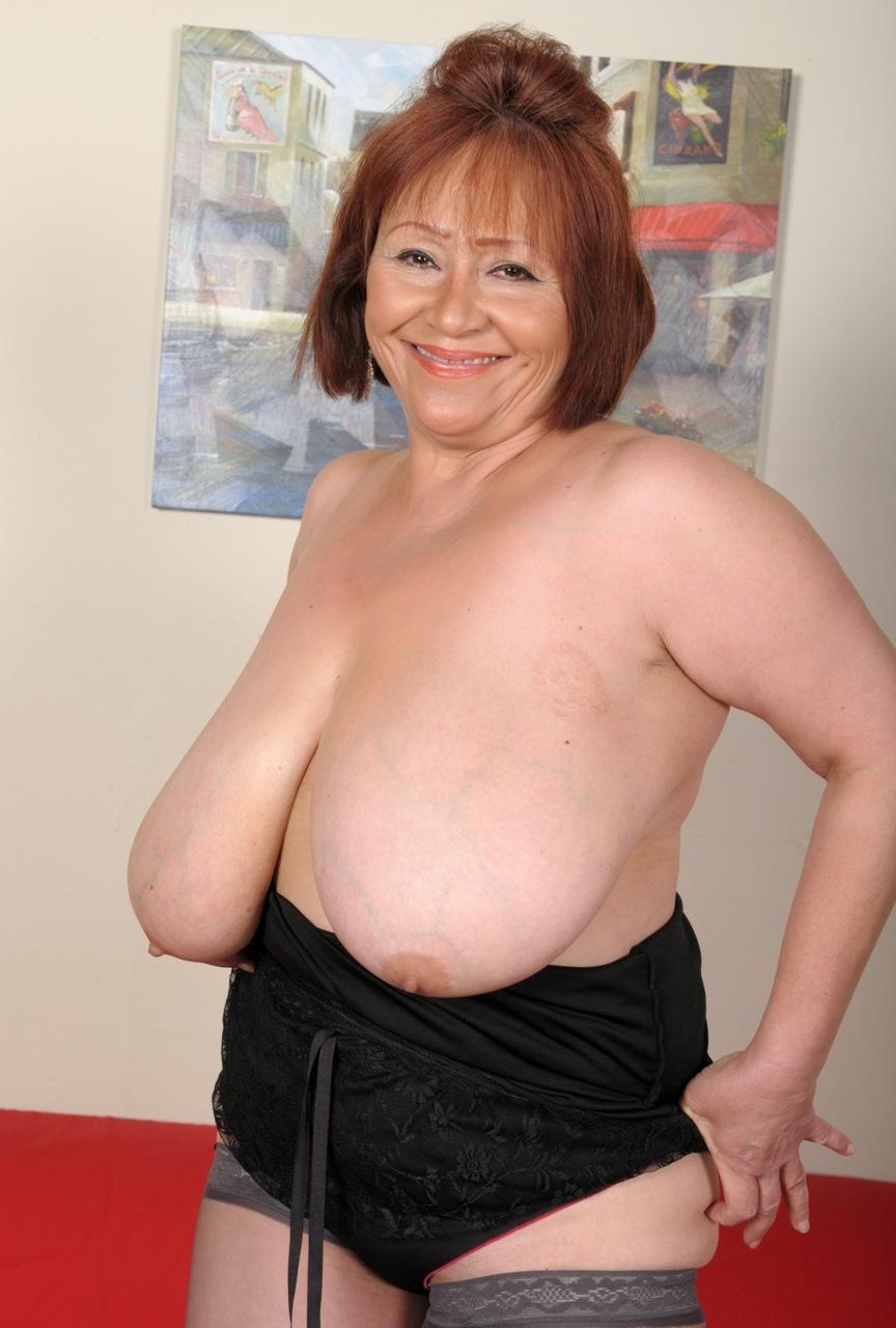 Granny Fat Tits Pics 95