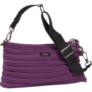 violet pretty bag