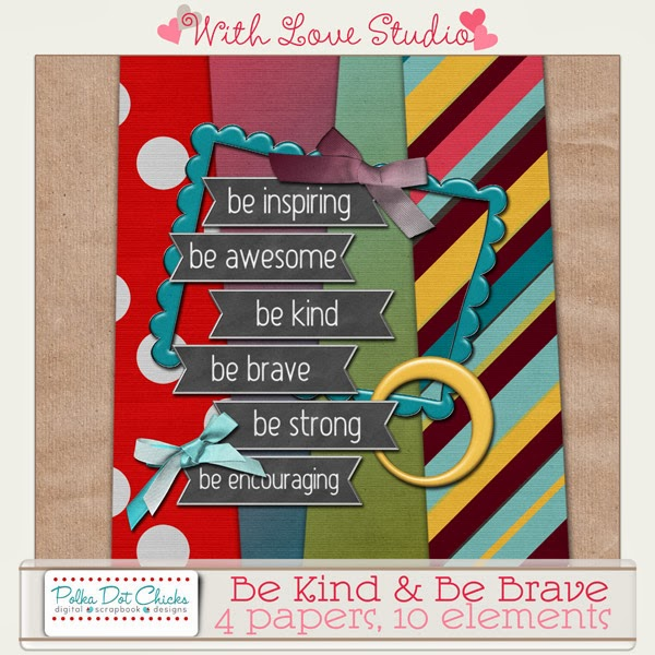 With Love Studio Designer Blog Hop!