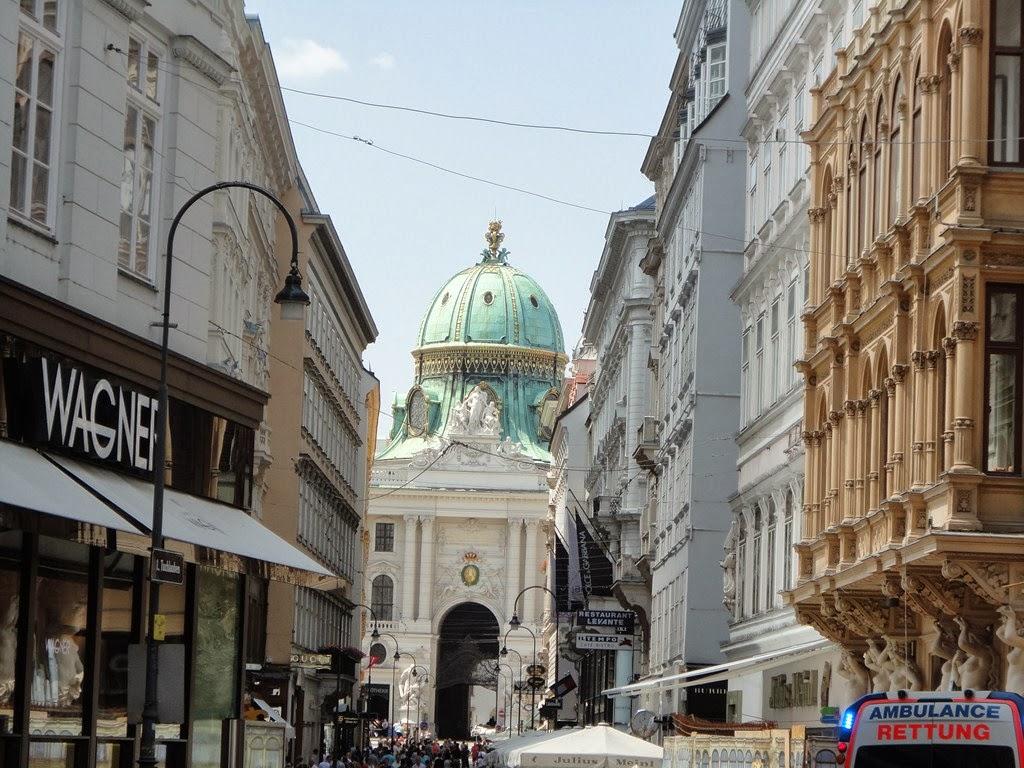 I Viaggi di Raffaella: Dove dormire a Vienna