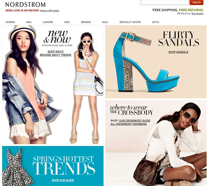 nordstrom customer relationship management Nordstroms no description is nordstrom's approach to customer service and customer relationship management an appropriate the nordstrom customer knows when.