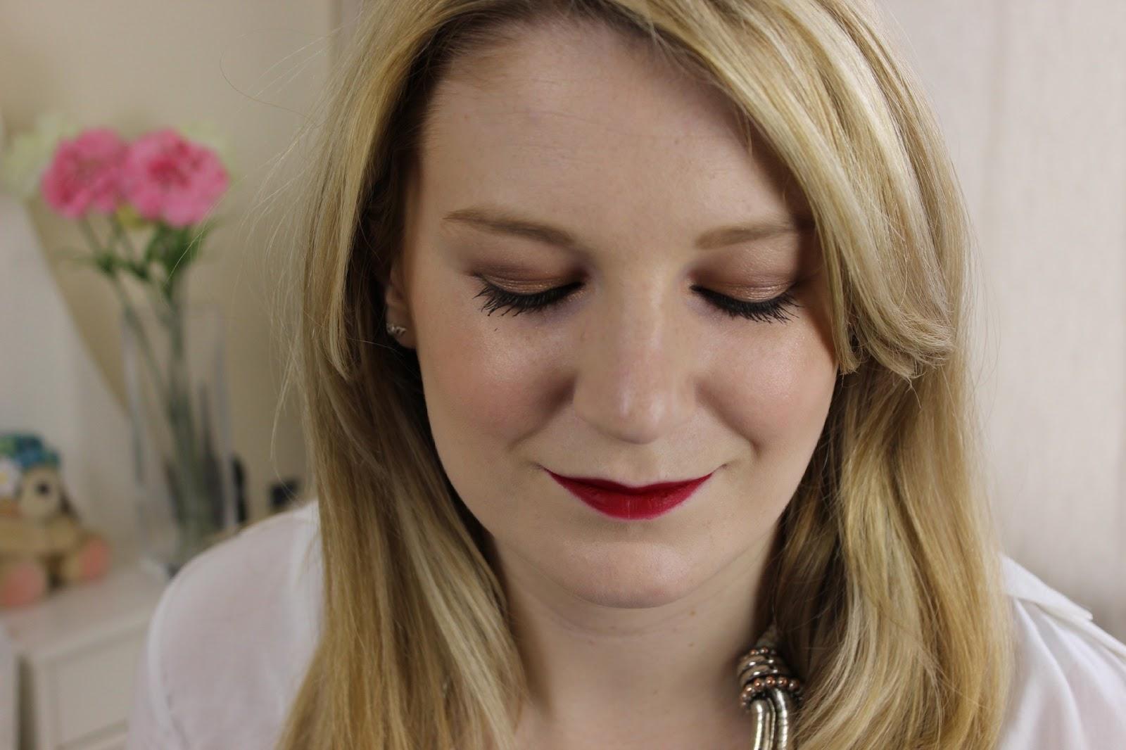 Mac RiRi Woo Lipstick Review - lilmisschickas