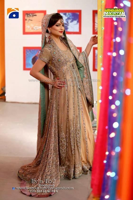 All Hd Images Utho Jago Pakistan Fashon Show Bridal Formal Party Walima Wedding Dresses